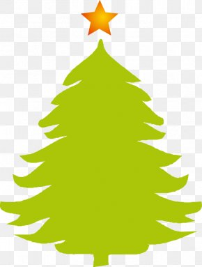 Vector Creative Green Christmas Tree Icon - Christmas Tree Icon PNG