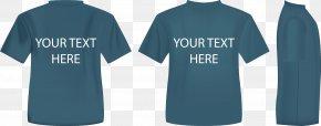 Fashion T-shirt Design Vector Material - T-shirt Hoodie Polo Shirt Clothing PNG