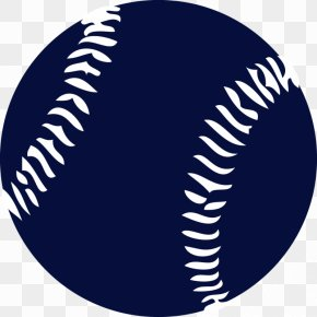 Navy Softball Cliparts - Baseball Bat Baseball Glove Softball Clip Art PNG