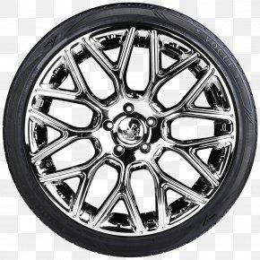 Wheel Rim - Car Wheel Tire Toyota Hubcap PNG