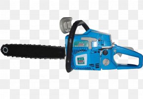 Light Blue Chainsaw - Light Chainsaw Blue PNG