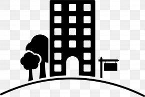 Apartment - Apartment Building Clip Art PNG