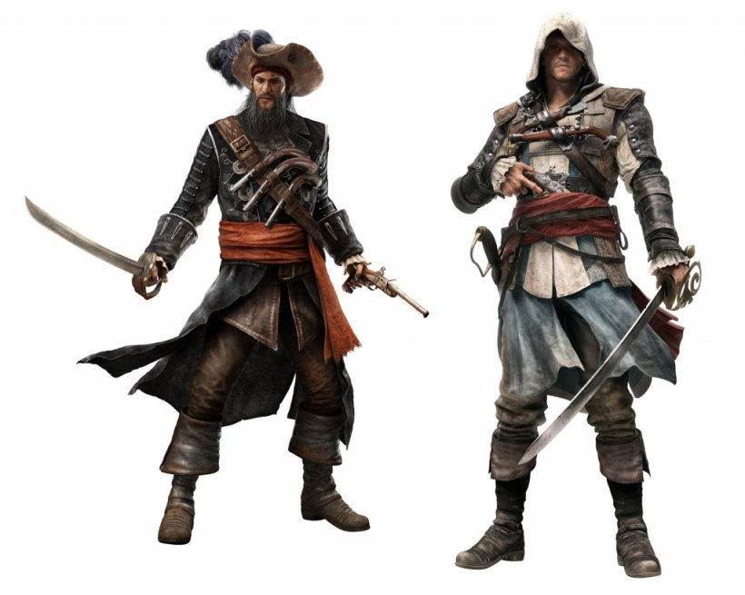 Assassin's Creed IV: Black Flag, PNG, 1024x818px, Playstation 3, Action Figure, Anne Bonny, Armour, Assassin S Creed Download Free