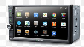 Car - GPS Navigation Systems Car ISO 7736 Head Unit Vehicle Audio PNG