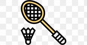 Badminton - Badminton Clip Art Racket Shuttlecock PNG