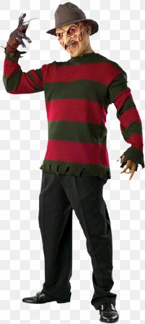 Freddy Krueger - Freddy Krueger A Nightmare On Elm Street Halloween Costume Costume Party PNG