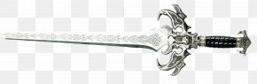 Sword - Cold Weapon Body Piercing Jewellery PNG