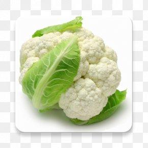Cauliflower Brassica Oleracea - Cauliflower Vegetable Cabbage Food Broccoli PNG