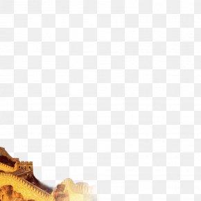 Popular Decorative Great Wall Of China - Great Wall Of China Euclidean Vector Gratis PNG