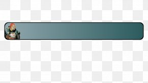 Dialogue Box - Green Teal Turquoise Rectangle PNG