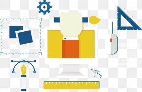 Vector Computer Graphics - Website Web Development Web Hosting Service Domain Name Landing Page PNG