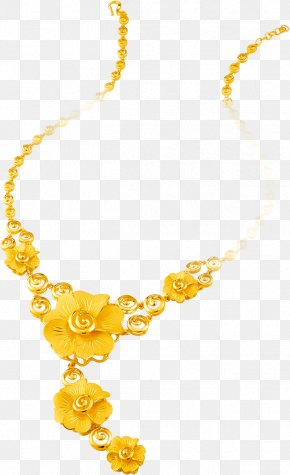 Necklace - Necklace Gold Fashion Accessory PNG