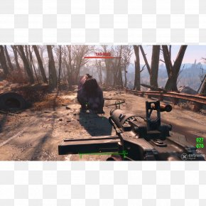 Fall Out 4 - Fallout 4 PlayStation 4 Fallout 3 Video Game Hello Neighbor PNG