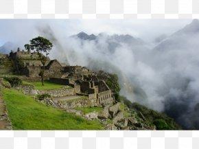 Machu Picchu - Inca Trail To Machu Picchu Aguas Calientes, Peru Cusco Ruins PNG