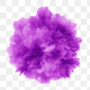 Magenta Lavender - Smoke Cartoon PNG