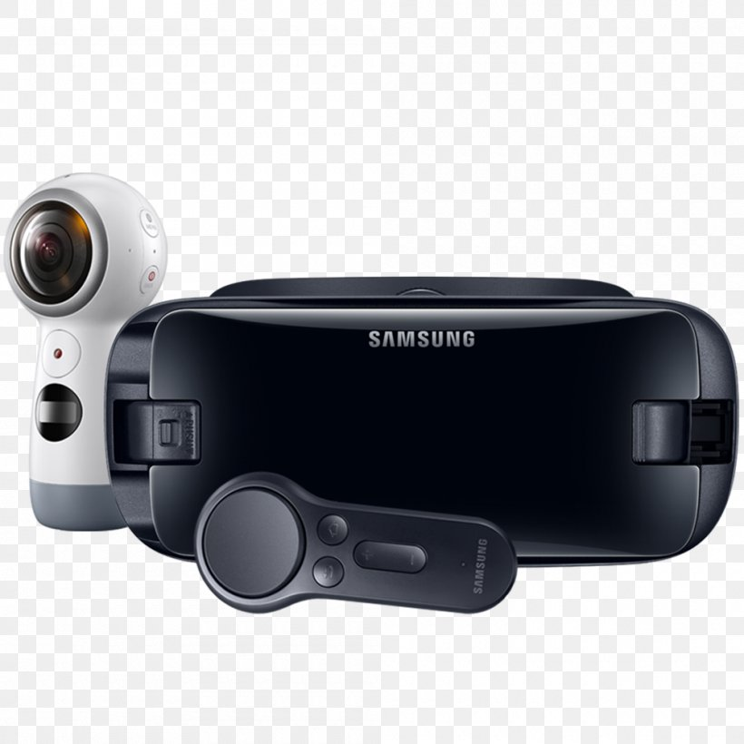 Samsung Gear VR Samsung Galaxy Note 8 Samsung Galaxy S8 Virtual Reality, PNG, 1000x1000px, Samsung Gear Vr, Camera, Camera Accessory, Camera Lens, Cameras Optics Download Free