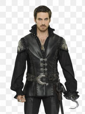 CAPTAIN HOOK - Colin O'Donoghue Once Upon A Time Captain Hook Emma Swan PNG