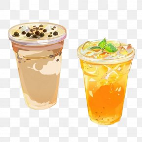 Drink - Juice Soft Drink Tea Non-alcoholic Drink PNG