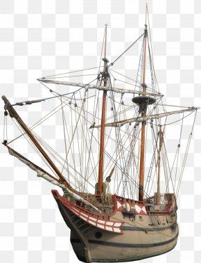 Sailing Ship Image - Ship Clip Art PNG