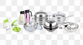 Kitchen Utensils - Kitchen Utensil Cookware And Bakeware Kitchenware Stainless Steel PNG
