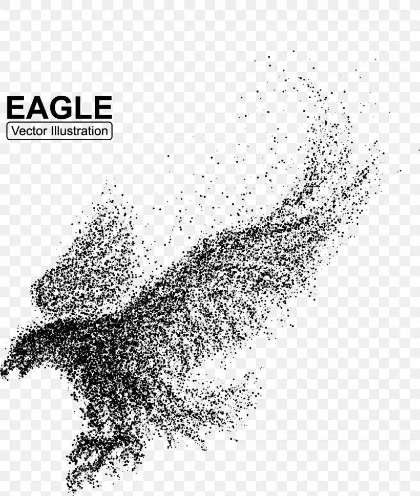 Bald Eagle Bird Illustration, PNG, 1086x1284px, Bald Eagle, Bird, Black And White, Eagle, Golden Eagle Download Free