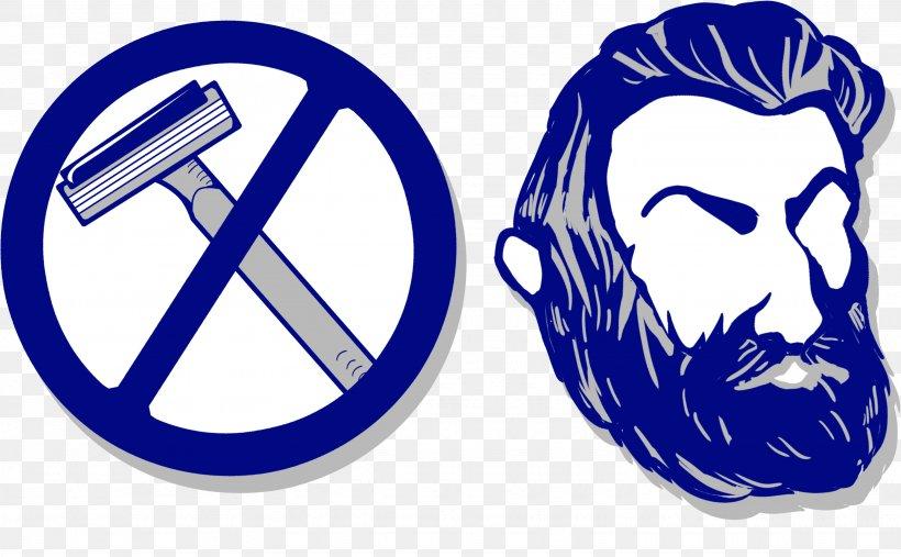 Movember Shaving Beard November Clip Art, PNG, 3277x2030px, Movember, Beard, Blue, Brand, Clip Art Download Free