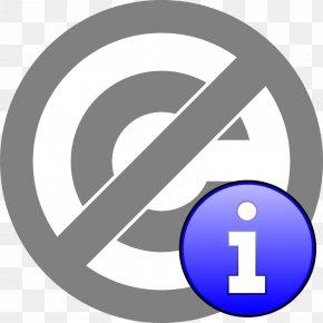 Info - Public Domain Copyright Clip Art PNG
