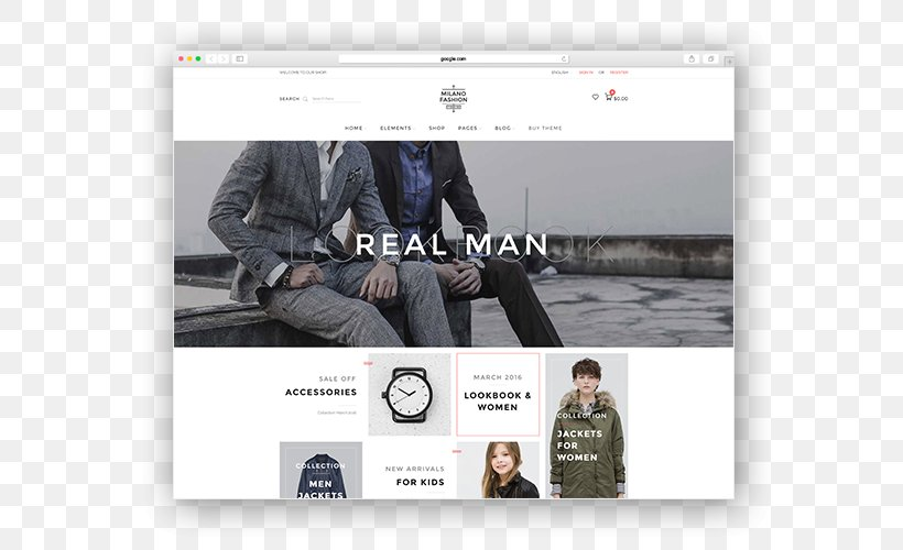 Responsive Web Design Prestashop Woocommerce Theme Fashion Png 800x500px Responsive Web Design Brand Clothing Computer Software
