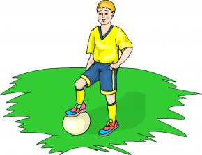 Football Cliparts Colorful - Football Player American Football Clip Art PNG