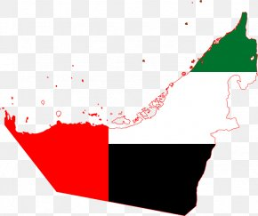 UAE Map - Flag Of The United Arab Emirates Abu Dhabi The World Emirates Of The United Arab Emirates Clip Art PNG