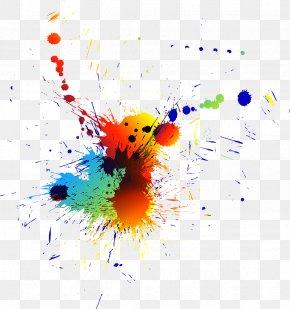 Paint Splash - Paint Color Graphic Arts PNG