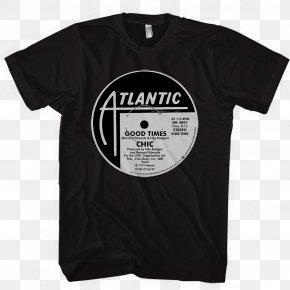 Black T-shirt Design - T-shirt Rhythm And Blues Musician Light This City Clothing PNG