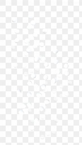 White Falling Snow - White Black Angle Area Pattern PNG