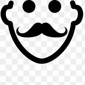 Moustache - Moustache Straight Razor PNG