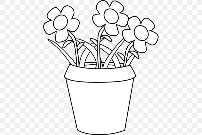 Flowerpot Houseplant Clip Art, PNG, 469x550px, Flowerpot, Area, Black And White, Cup, Drinkware Download Free
