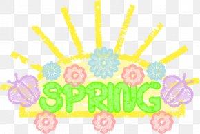 Transparent Spring Cliparts - Spring Clip Art PNG