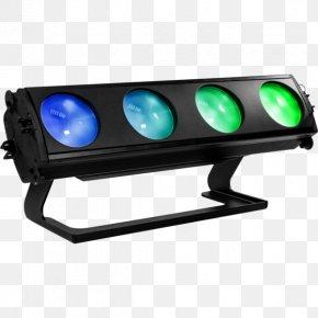 Musician Led Stage Lighting Equipment - Lighting Light-emitting Diode Light Fixture RGB Color Model PNG