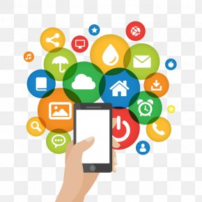 Android - Mobile App Development Android Handheld Devices PNG