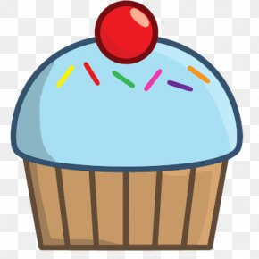 Cup Cake Picture - Cupcake Muffin Icing Free Content Clip Art PNG
