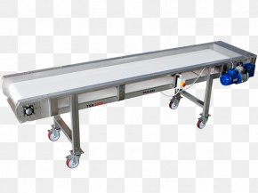 Belt Conveyor - Table Conveyor Belt Machine Food Conveyor System PNG
