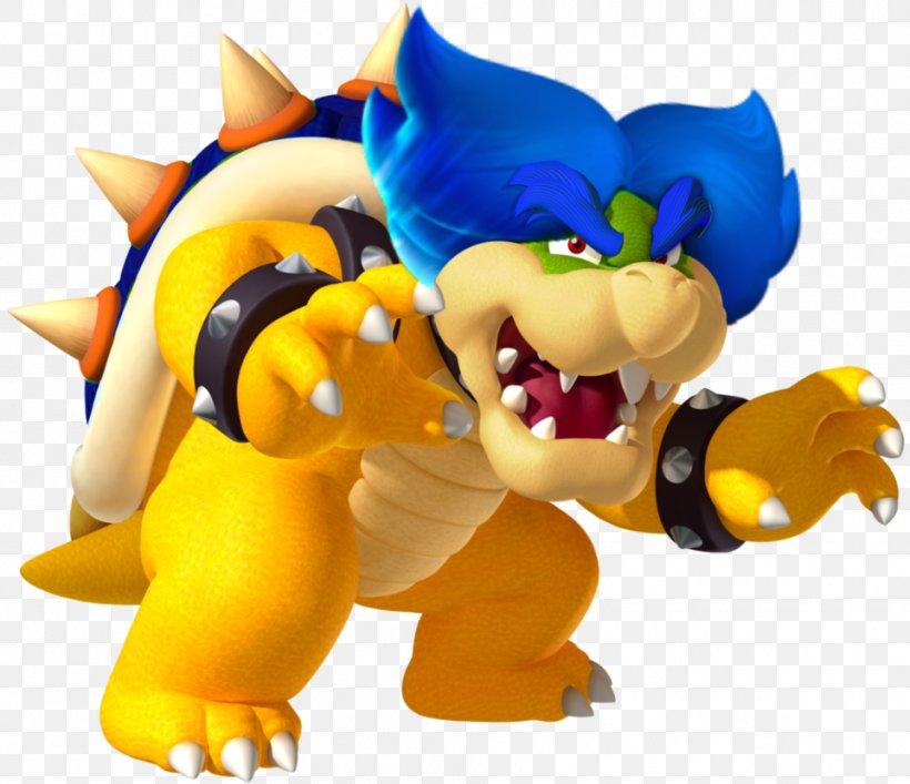 Bowser New Super Mario Bros Wii New Super Mario Bros U Png 962x830px Bowser Action Figure