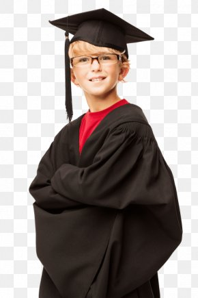 High School Graduation - Graduation Ceremony Academic Dress Robe Square Academic Cap Academic Degree PNG