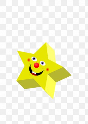 A Picture Of A Star - Twinkle, Twinkle, Little Star Clip Art PNG