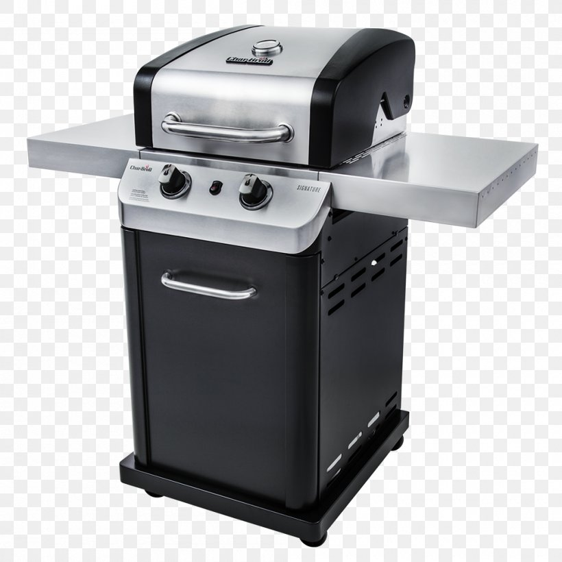 Barbecue Propane Char-Broil Signature 463675517 Char-Broil Signature 4 Burner Gas Grill, PNG, 1000x1000px, Barbecue, Charbroil, Charbroil Performance 463376017, Cooking, Gas Burner Download Free