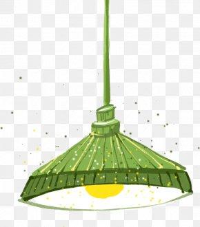Cartoon Light Bulb - Chandelier Incandescent Light Bulb Cartoon PNG
