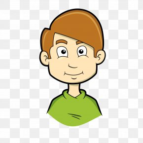 Boy Smiling Cliparts - Homo Sapiens Human Body Face Clip Art PNG