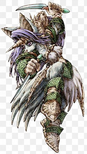 Legend Of Mana Secret Of Mana Dawn Of Mana Tifa Lockhart Character PNG