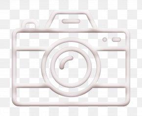 Style Digital Camera - Picnic And Barbecue Icon Camera Icon PNG