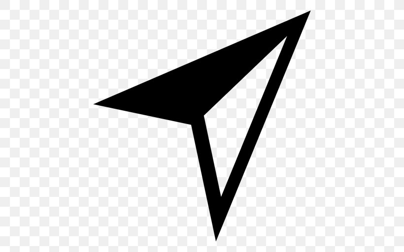 Black And White Triangle, PNG, 512x512px, Black And White, Black, Brand, Monochrome, Monochrome Photography Download Free