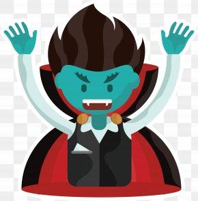 Horror Vampire - Horror Vampire Illustration PNG